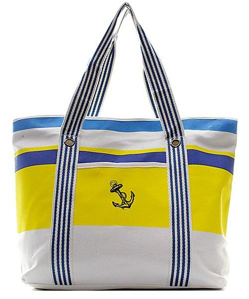 Yellow Fashion Tote