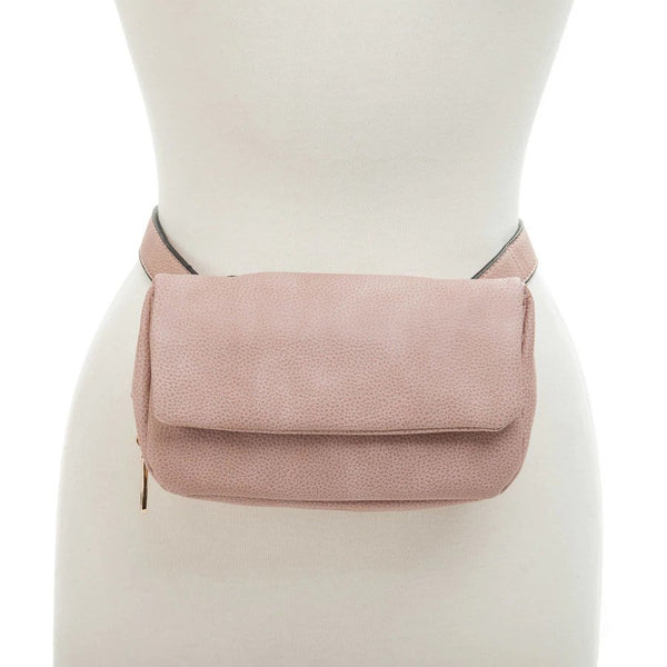 Pink Fanny Pack or CrossBody Bag