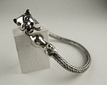 Cat and Mouse Bracelet