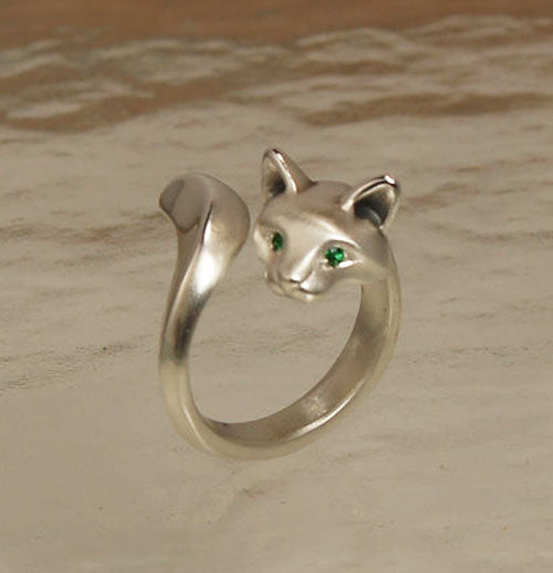 Forrest Cat Ring