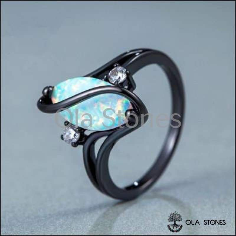 Bague Opale Courage - Ola Stones
