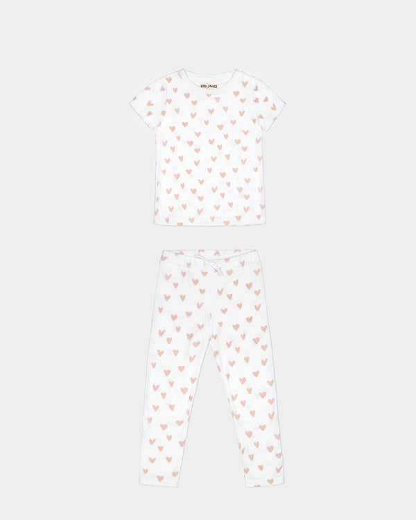 BLUSH HEART PJS
