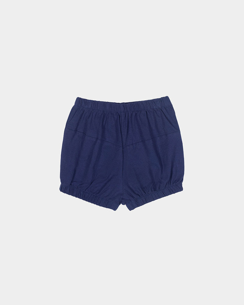 DOWNTOWN BLOOMER SHORT - NAVY