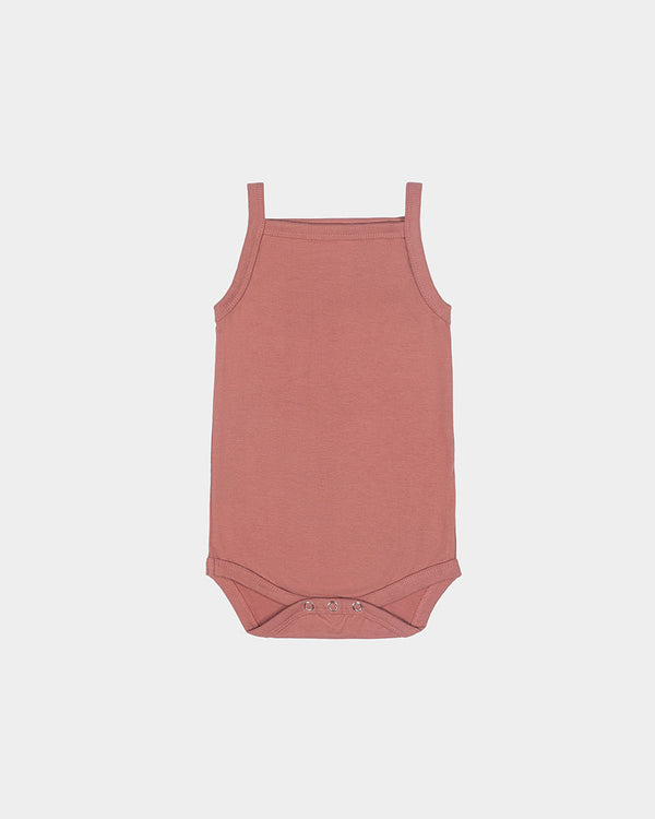 ALL DAY PLAY BODYSUIT - ROSE