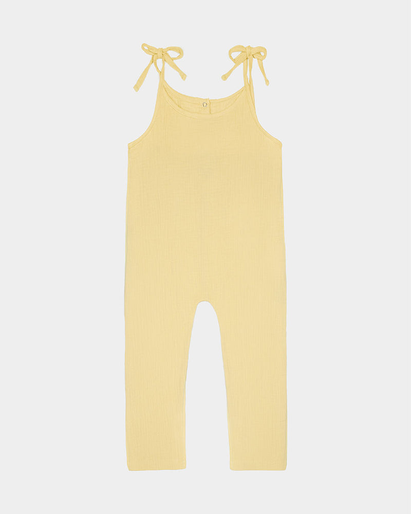 BEACH PARTY JUMPER - SUNSHINE YELLOW