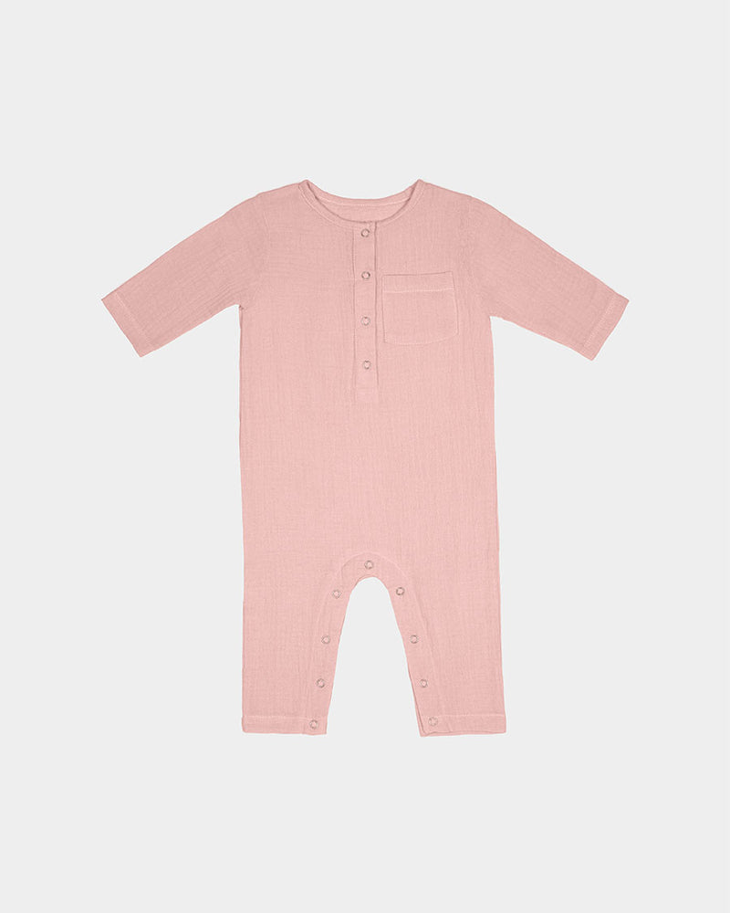 GRAN SUENO JUMPER - SUNSET PINK