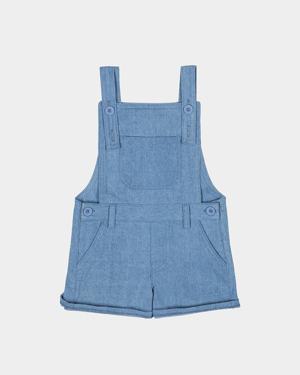 INDEPENDENCE DENIM OVERALLS