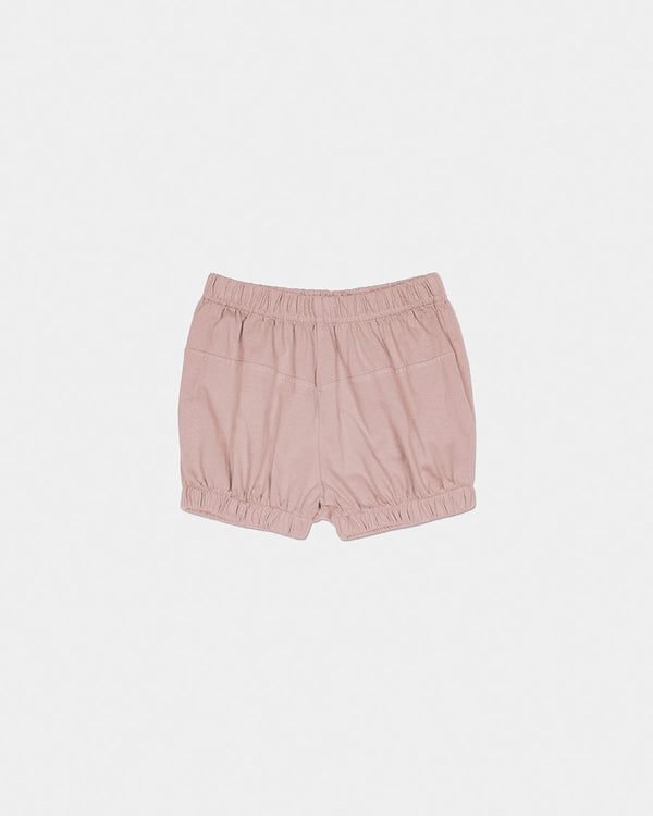 DOWNTOWN BLOOMER SHORTS - SUNSET PINK