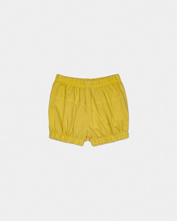 DOWNTOWN BLOOMER SHORTS - SUNSHINE YELLOW