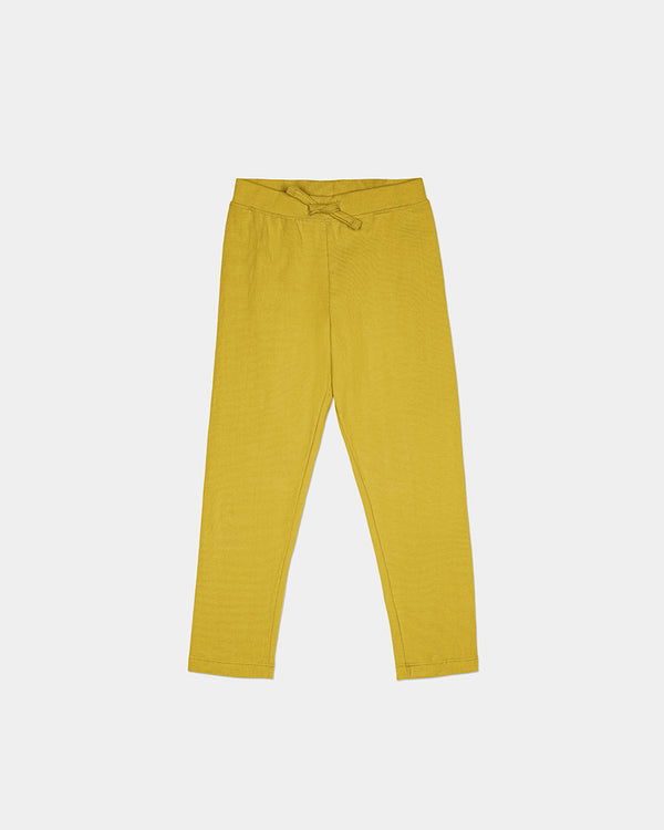 LOGAN SQUARE LEGGING - SUNSHINE YELLOW