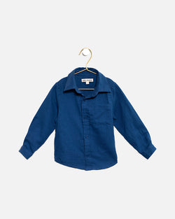 JOCK LINEN BUTTON DOWN