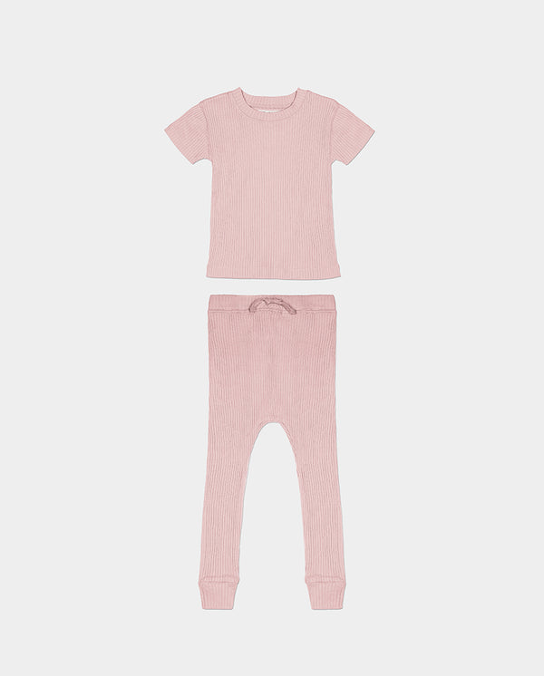 LA PAZ PAJAMAS - SUNSET PINK