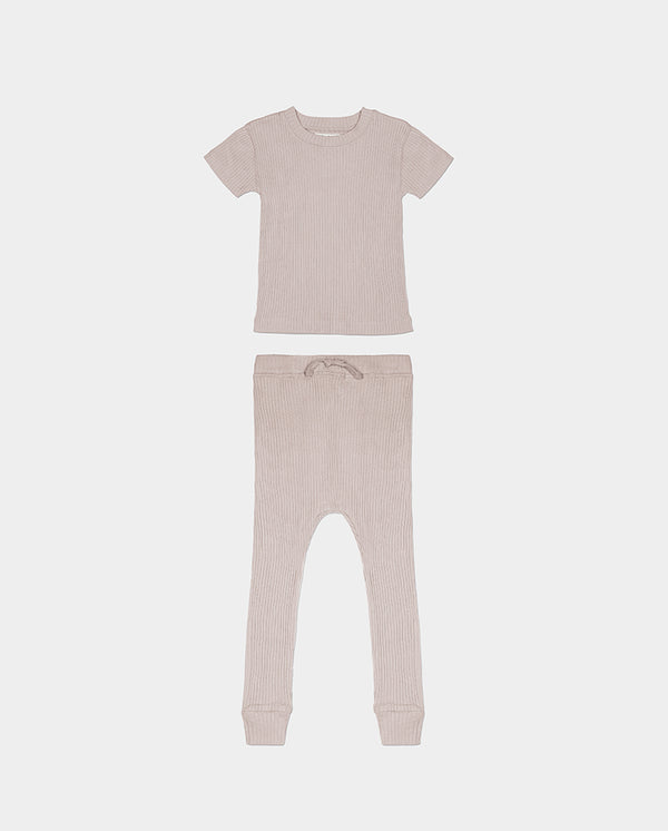 LA PAZ PAJAMAS - GREY