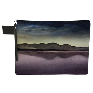 Ashokan Reservoir Zipper Carry All Bag