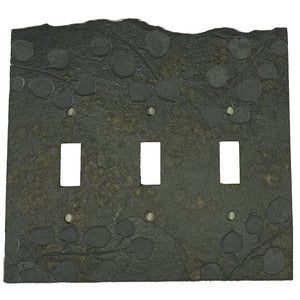 Aspens Coppers Mine Stone Switch Plate
