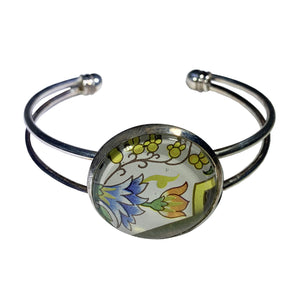 Popli Vintage Cookie Tin Bracelet