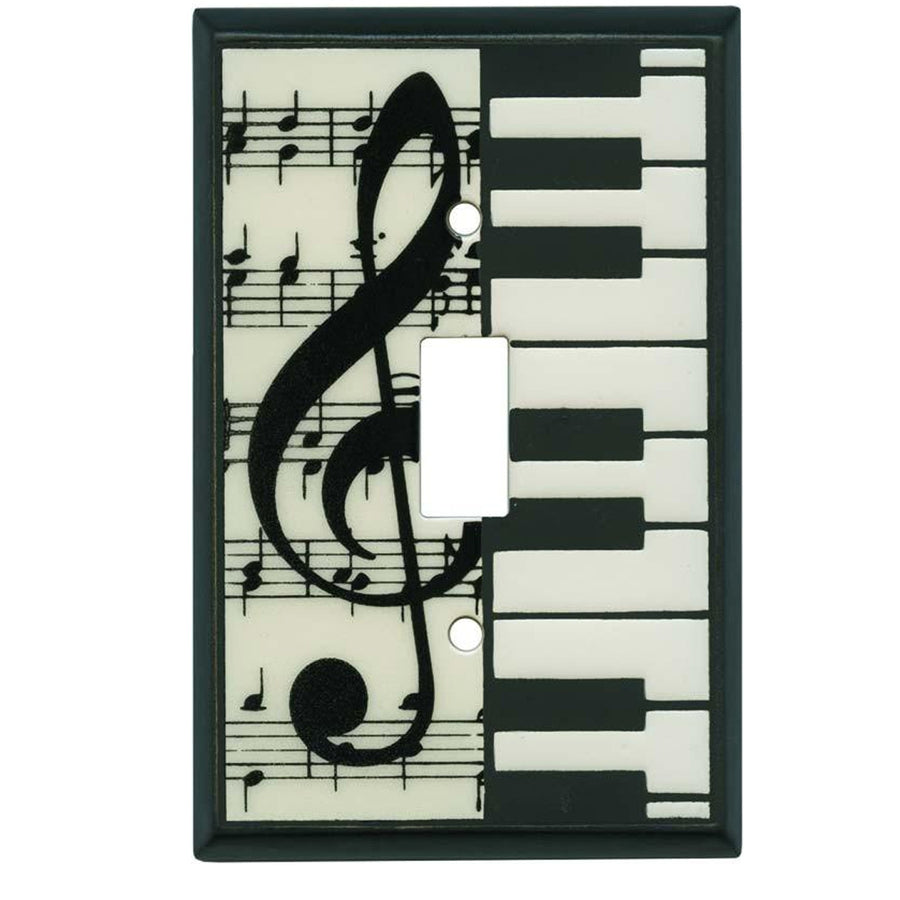 Classical Music Switch Plate