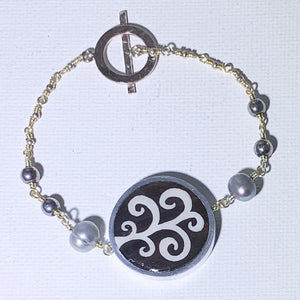 Fiddlehead Bracelet