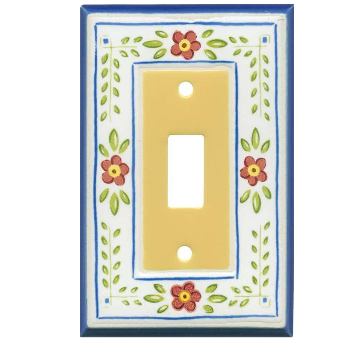 French Country Switch Plate