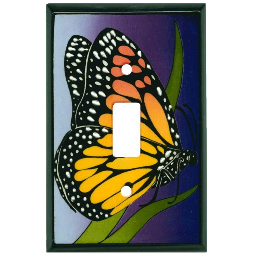 Monarch Switch Plate