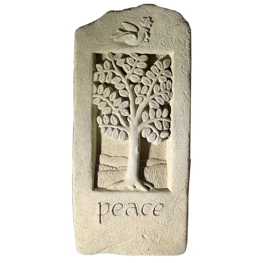 Tree of Peace Plaque