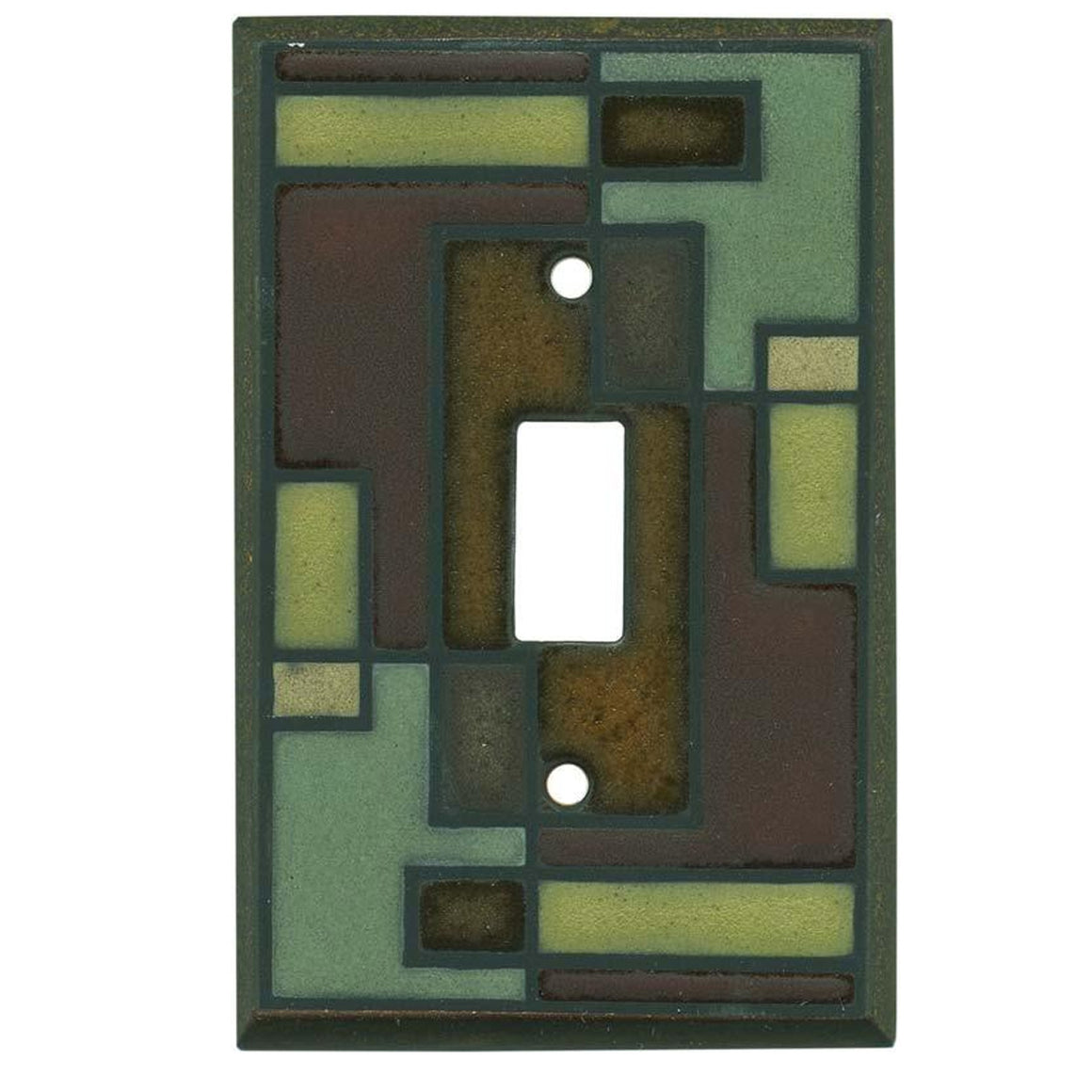 Rectangles Switch Plate