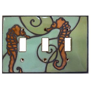 Sea Horse Switch Plate
