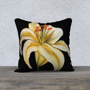 Day Lily Pillow