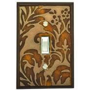 Damask Stone Switch Plate