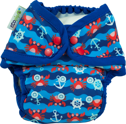 Ecopipo Swim Nappy Little Crabs