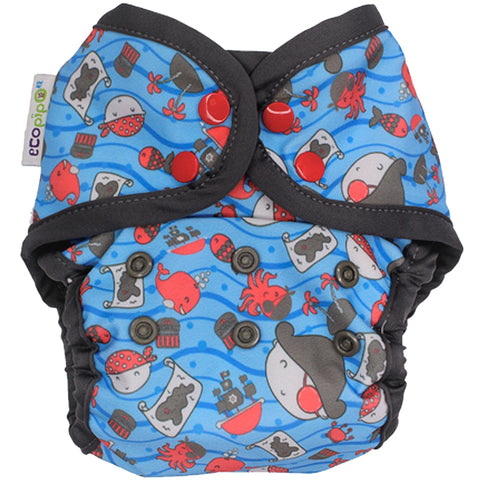 Ecopipo Swim Nappy Pirates
