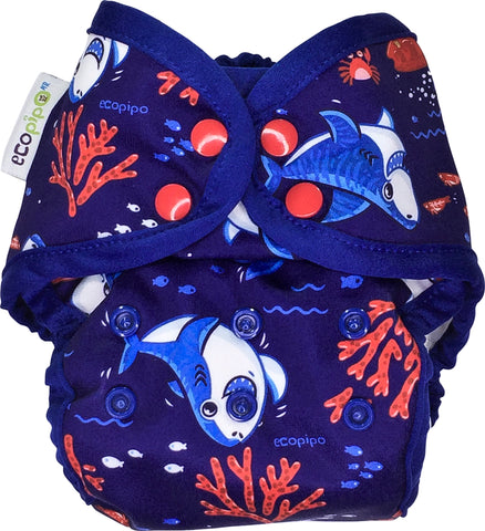 Ecopipo Swim Nappy Sharks