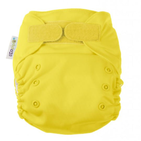 Ecopipo Onesize Pocket Nappy Yellow colour