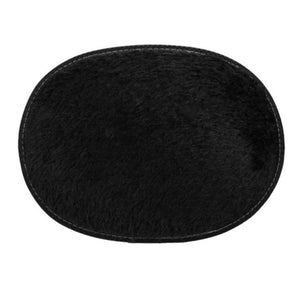 30*40cm Anti-Skid Fluffy Shaggy Area Rug Home Room