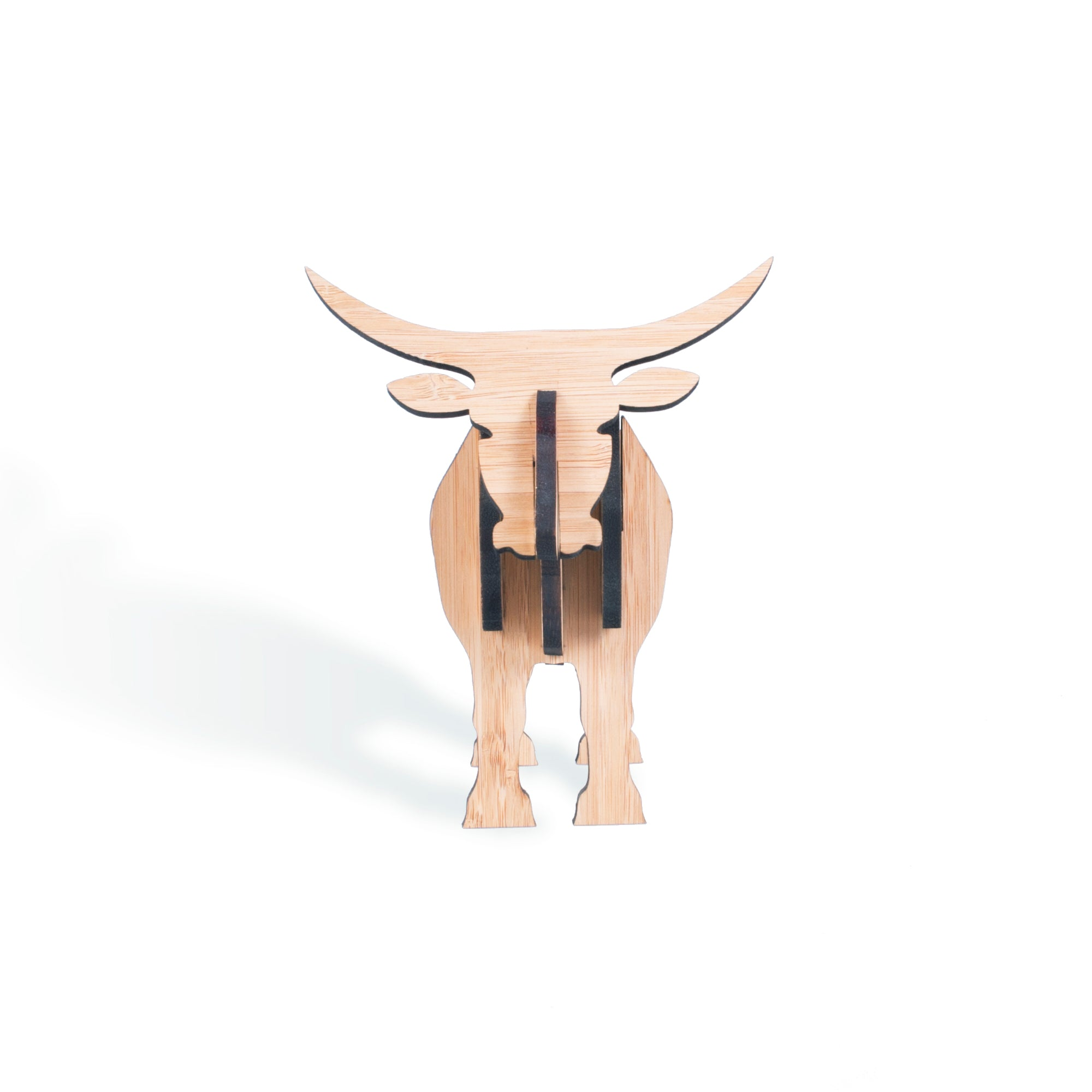 Freestanding Nguni in bamboo