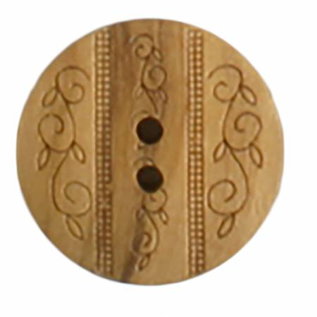 23mm Wooden Buttons