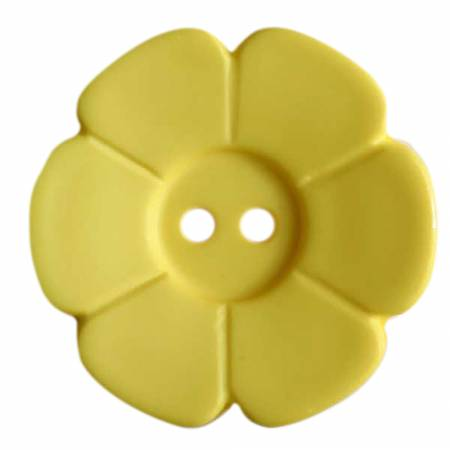 28mm Yellow Flower