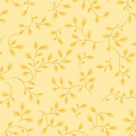 "108"" Wide Quilt Backing - Pale Yellow 03"