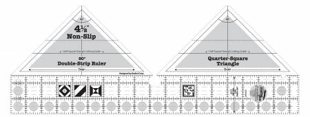 CGR - 90 Degree Double Strip Ruler