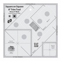 "CGR - Square on Square Trim Tool (4"" or 8"")"