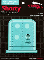 Shorty - Quilting Ruler