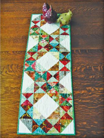 Ring Toss Table Runner