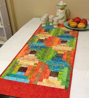 Pina Colada Table Runner