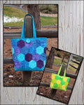 Hexie Tote in Two Sizes