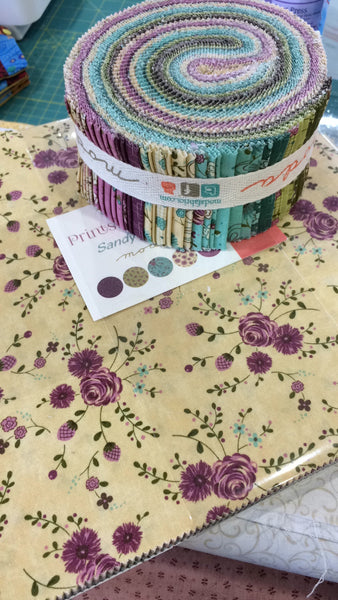 Jelly Roll/Layer Cake Bundle w/ Pattern