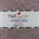 Lavender Fields Maple Squares