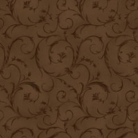 "108"" Wide Quilt Backing - Brown QB100M-A"