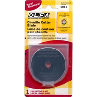Replacement Chenille Cutter Blade