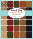 Nature's Glory Charm Squares