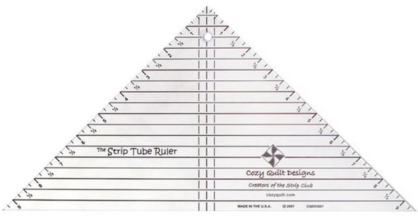 Strip Tube Ruler